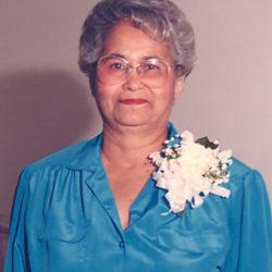 Mrs. Edna Locklear