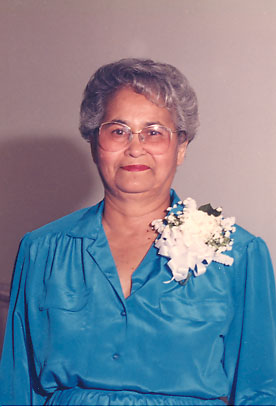 Mrs. Edna Locklear