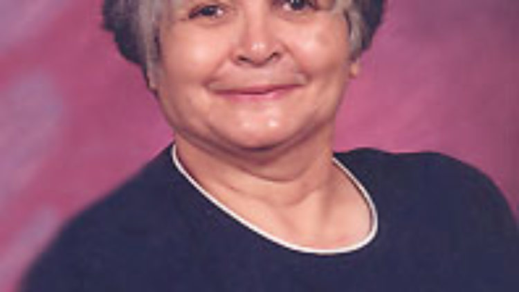 Mrs. Bernetha Oxendine Locklear
