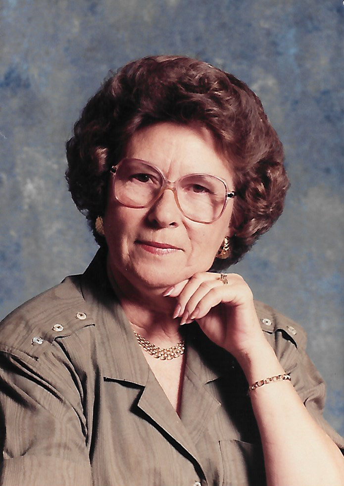 Mrs. Margaret Sheppard Jones