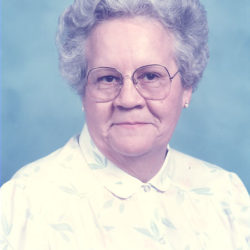 Mrs. Mary Louise Carter
