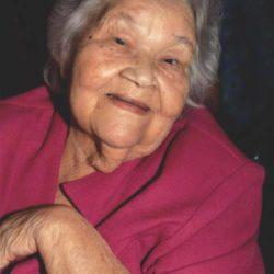 Mrs. Dorothy Dean Jones Locklear