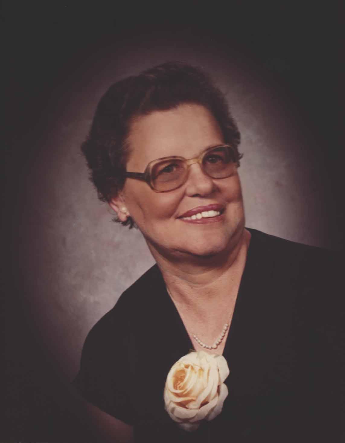 Mrs. Josephine Locklear Ransom