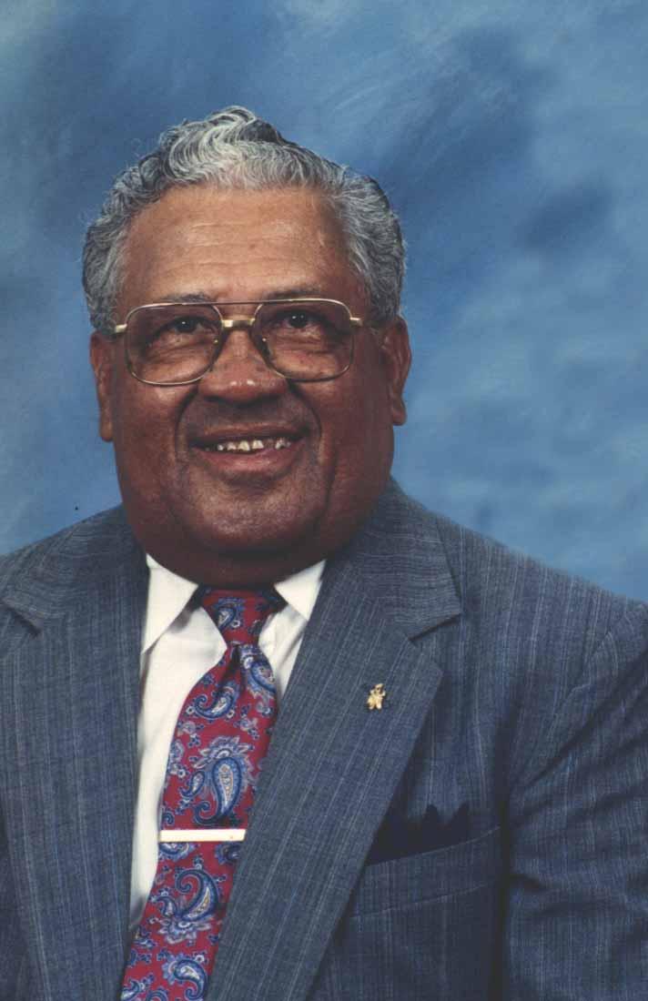 Mr. Roscoe Jones