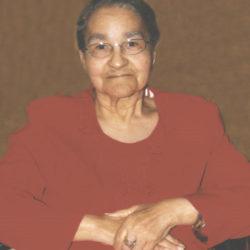 Mrs. Ethel Lee Oxendine