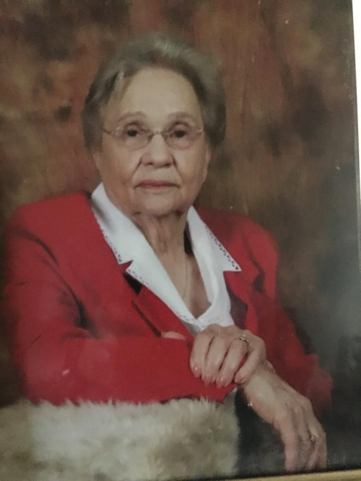 Mae B. Hunt