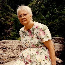 Mrs. Mary Maynor Locklear