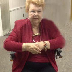 Mrs. Janie Locklear Davis
