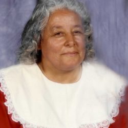 MRS. SYLVIA STRICKLAND LOCKLEAR