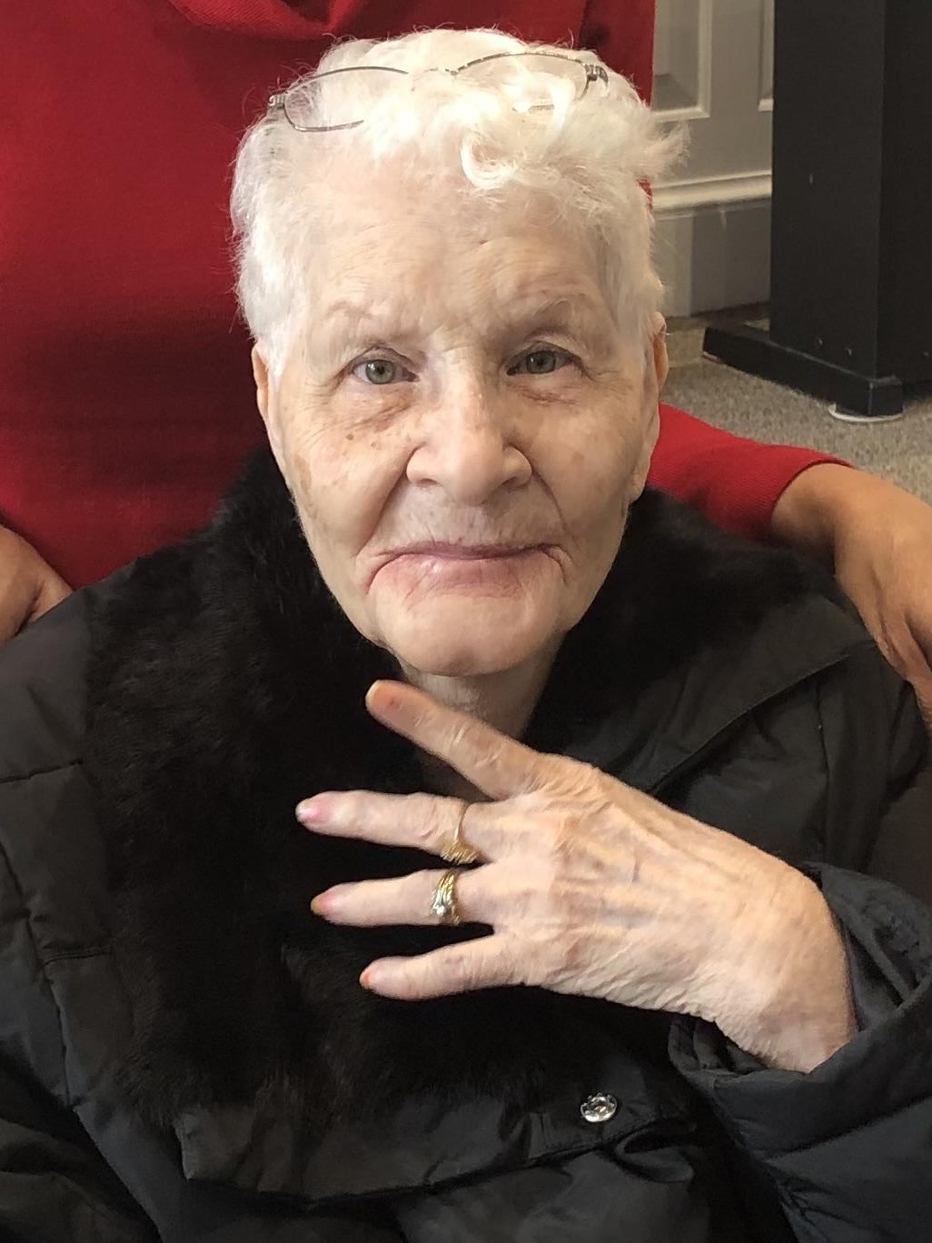 MRS. MARY HELEN MAYNOR-LOCKLEAR