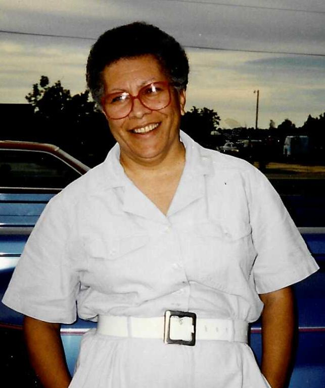MS. LINDA ROSE JONES